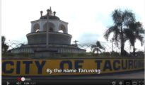 A capture of the Tacurong City Hymn Music Video