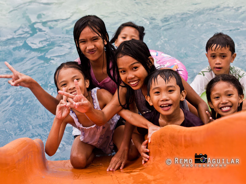 kiddies Get the splash at Monte Vicenteau Resort Purok Gemelina Brgy. New Passi Tacurong City