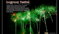 Fireworks display this year is a wow getter!