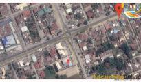 High resolution of Tacurong City roundball on Google Map.