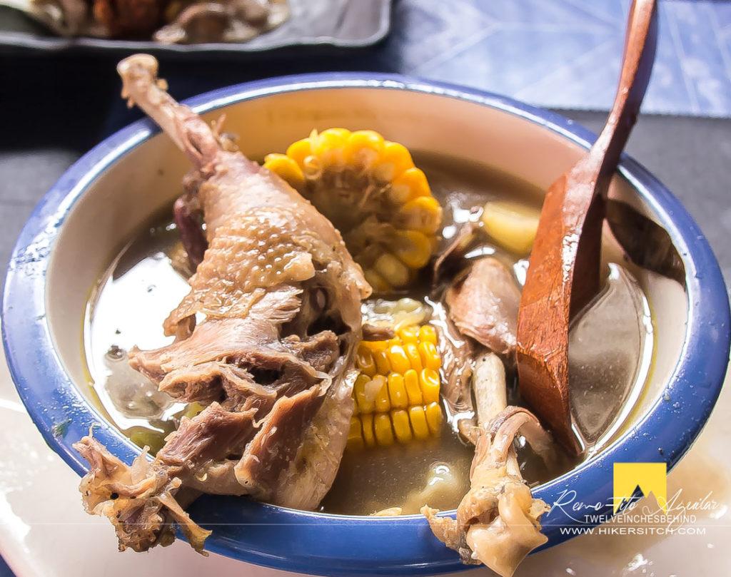 El Favoritos Chicken Bulalo is a must try!
