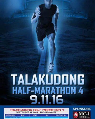 Talakudong Marathon 2016